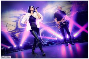 Within Temptation / AB Brussels / 2011 by TimTronckoe