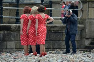 The Siren Sisters Photocall by masimage