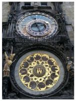 Astronomical Clock by Sara-Araujo