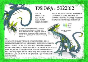 experiment 5322312 toxicara by MooshuFezrit