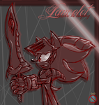 Shadow: Sir Lancelot by shadowhatesomochao