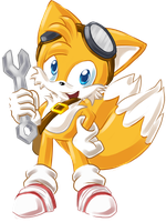 Sonic Boom - Tails by Q184