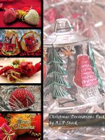 Christmas Decorations Pack by ALP-Stock