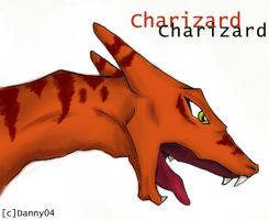 - Charizard - by illuxsion