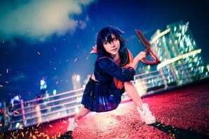 Kill la Kill by herotenka