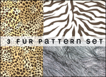 Fur Patterns by Vesperity-Stock