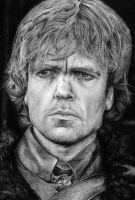 Peter Dinklage as Tyrion Lannister by Sabdi