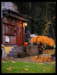 Autumn Cottage by doomed-forever