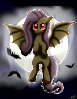 Flutterbat by LupiArts