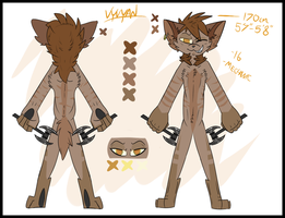 vyvyan fur n' markings ref by jaydenfgt