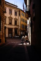 Chiaroscuro #24 - Walk of Life by siddhartha19