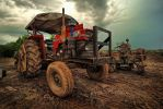 Tractor by pangwei