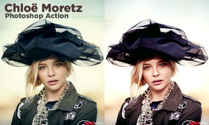 Chloe Moretz - PS Action by FashionVictim89