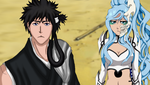 BLEACH Collab - Asagi and Tsunami by DarkLordLuzifer