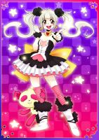Magical girl Pretty Panda by Prettio
