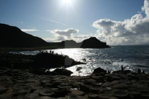 Giant's Causeway, Nothern Ireland by crazytooner