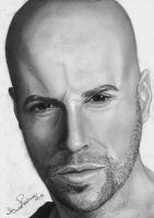 Christofer Adam Daughtry Portrait by AoiSayzuki