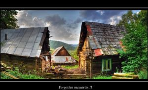 Forgotten memories II by joffo1