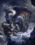 Dragon_Poster by ivany86