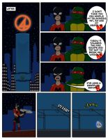 Romance and Doom Chap. 4 PG 21 by TMNT-Raph-fan