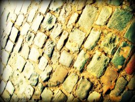 Cobbled Road by Cherry-Cheese-Cake