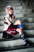 FFXIII : Lightning 1 by iKanji