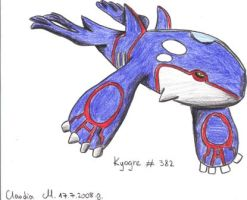 Kyogre by knilzy95