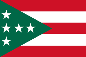 Republic of Yucatan Flag by Alternateflags