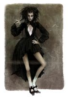 Changeling - Darkling. by UnseelieAllure