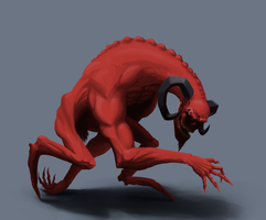 Straight up Demon! by Ruux