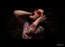 Anguish by SneachtaPix