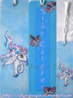 Star Catcher Bookmark I by styx-leagon