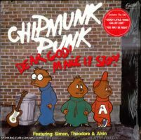 Chipmunk Punk by Thinkbolt