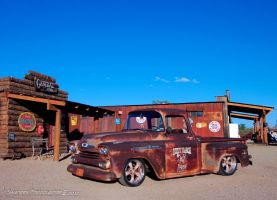 Da Rusty Ranch by Swanee3