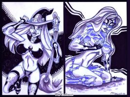 Witchie Boo - Empowered by PatCarlucci