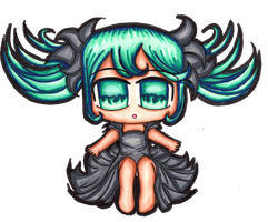 Deep Sea Girl by Ice--Chan