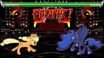 Pony Kombat Tournament Round 3, Battle 3 by Mr-Kennedy92
