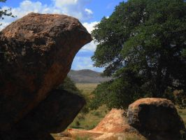 Place of Boulders by SharPhotography