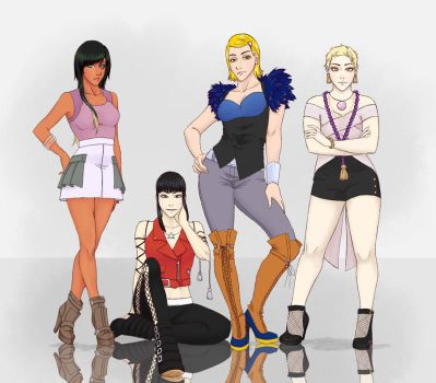 GIRLS BRING THE BOYS OUT by Chiru2008