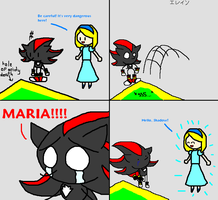 Suicidal Girl Maria? by soggycereal