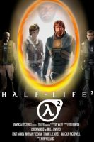 Half-Life 2 Movie Poster by UnusualKitsune