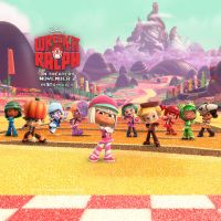 The Racers from Sugar Rush Speedway by thekirbykrisis