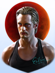 Eric Northman by Erilain