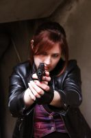 Claire Redfield Cosplay - Armed Angel by ChaoticClaire