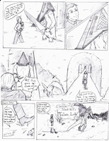 Silent Hill: Dick's Comic 5 by StrictlyDickly