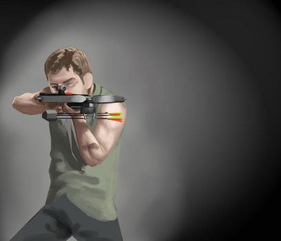 The Walking Dead: Daryl Dixon 2 by bst14