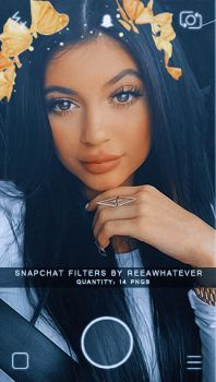 SNAPCHAT FILTERS PNG {1} by reeawhatever