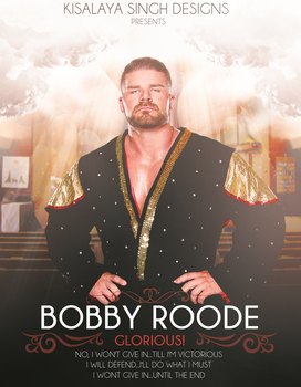Bobby Roode - Glorious! by KingQuake