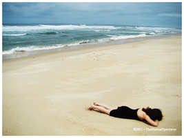 The Ocean Doesn't Want Me by TheEternalSpectator
