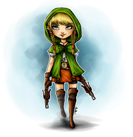 Linkle by FairyMela
